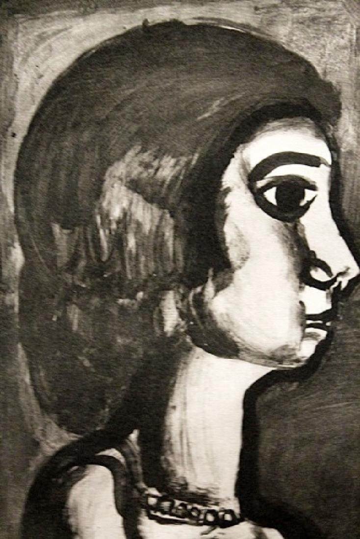 Georges Rouault Signed Lithograph 89 - 2