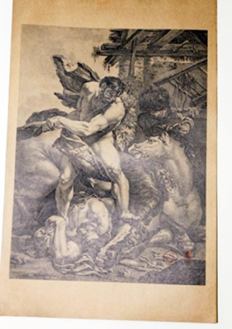 """""""Hercules Capturing the Horses of Diomedes"""" Museum"""