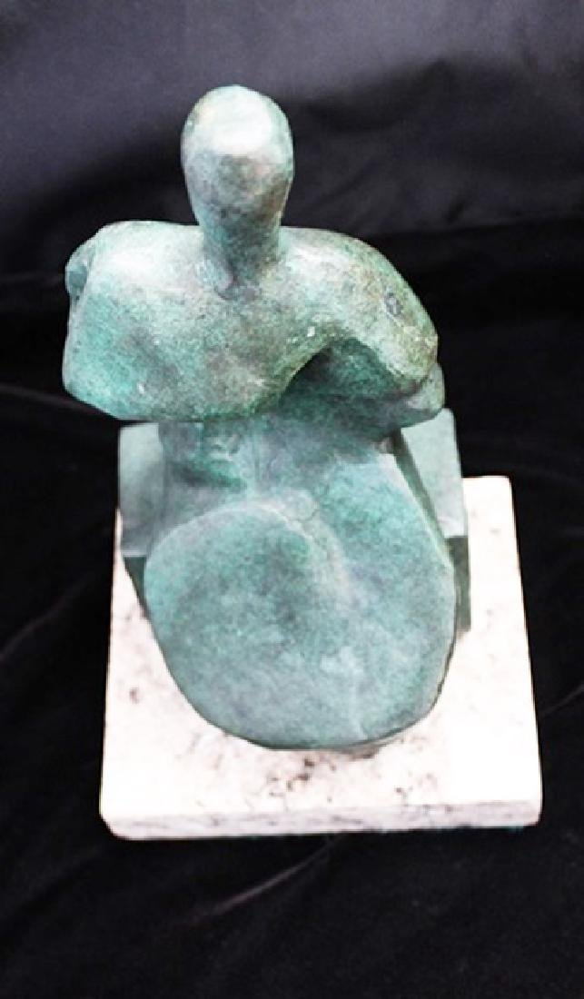 Signed Limited Edition Bronze Moore