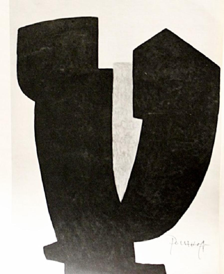 Serge Poliakoff Signed Lithograph 204