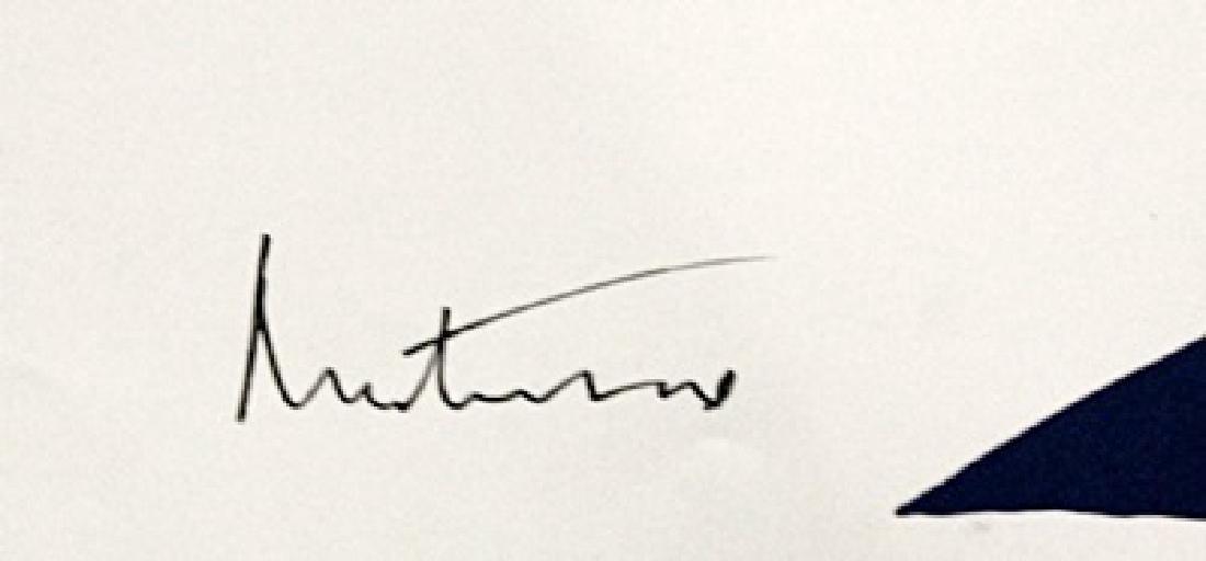 Henri Matisse Signed Lithograph 343 - 3
