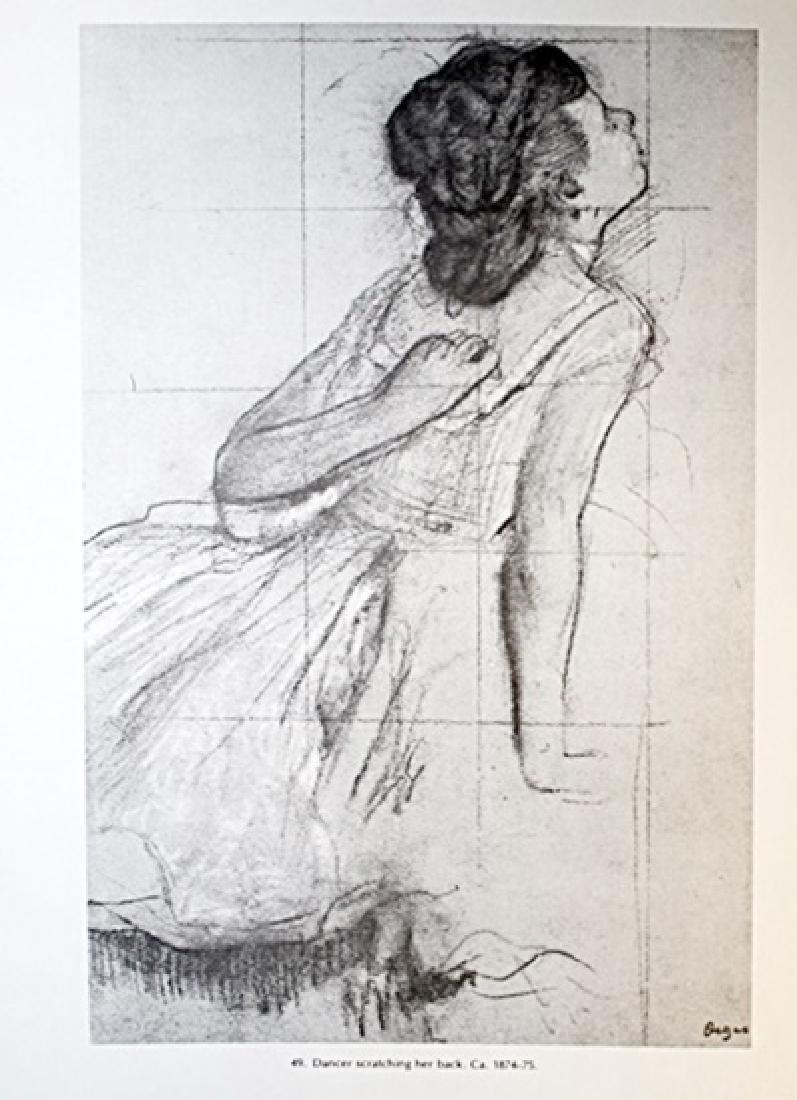 degas art paper 1 Edgar degas art authentication and appraisal degas chronology oil on paper on canvas, 8 1/8 x 6 ¼, getty museum.