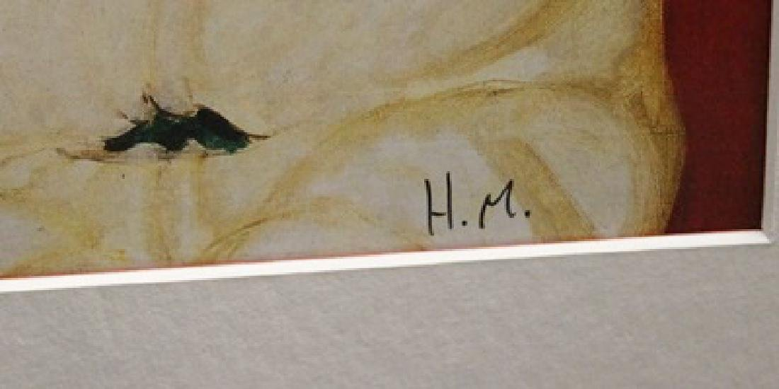 Henri Matisse Signed Lithograph 349 - 3