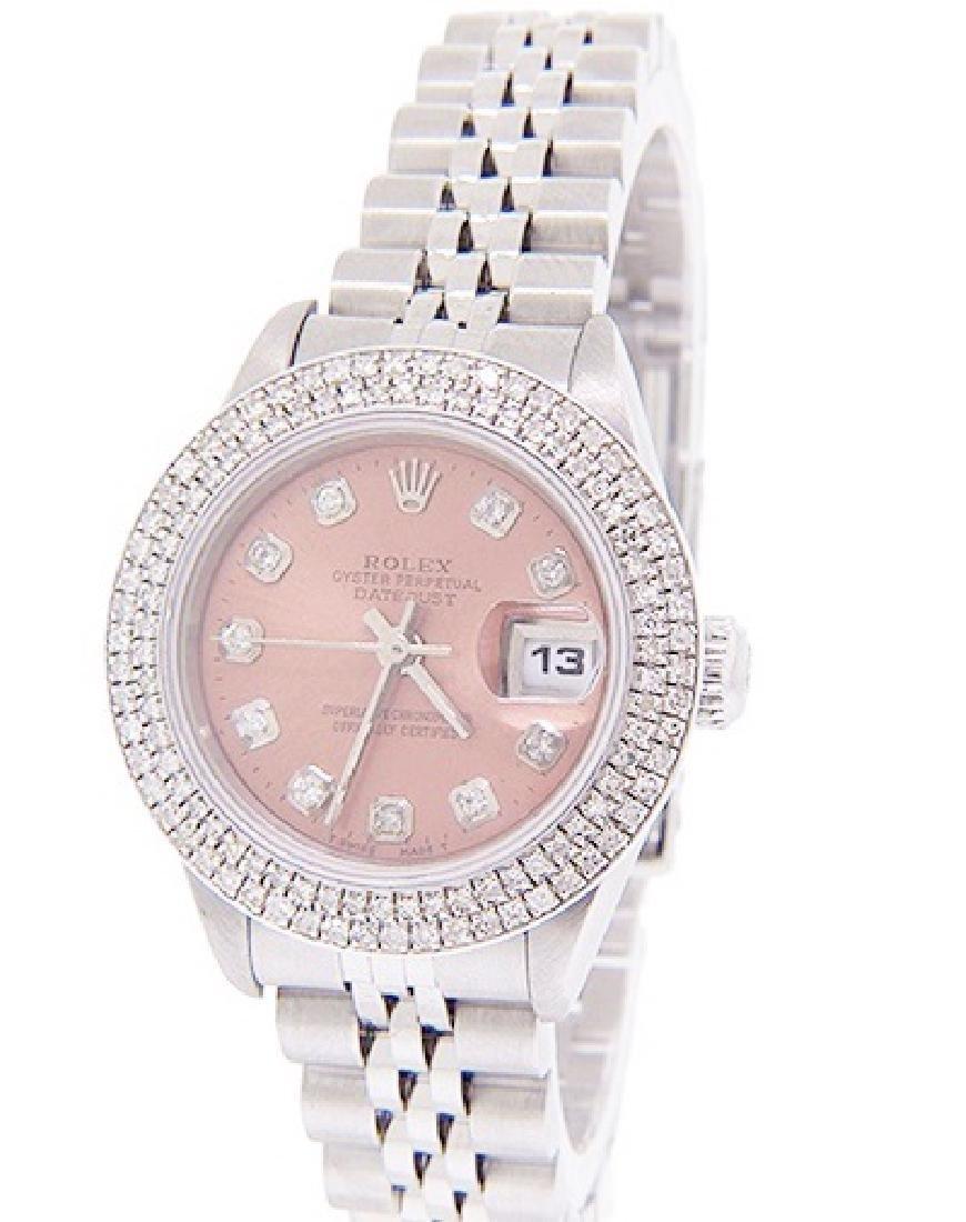 Rolex Date - 110035