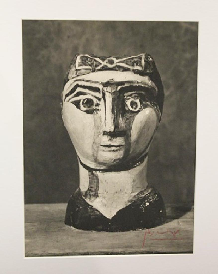 Pablo Picasso Signed Lithograph 361