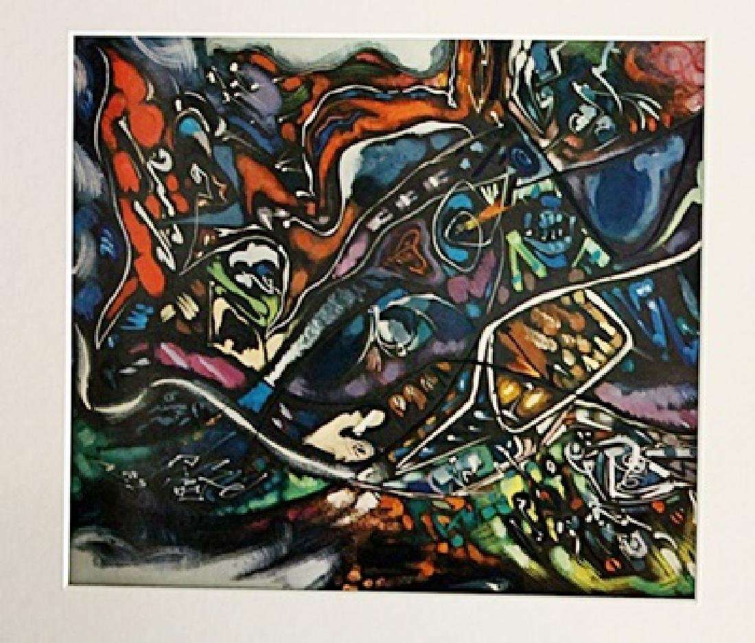 André Masson Signed Lithograph 102