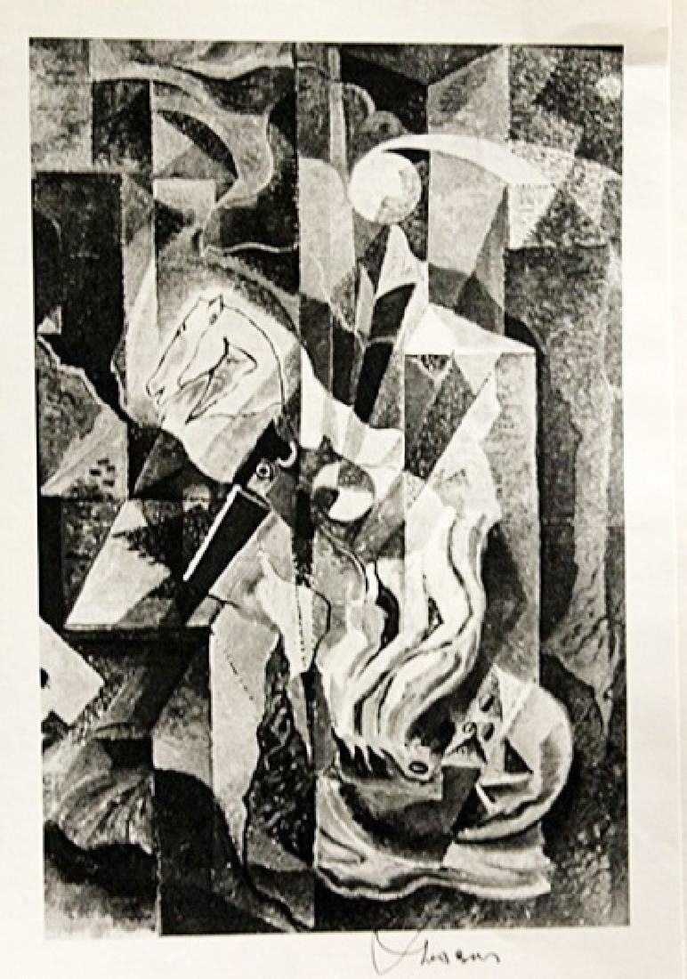 André Masson Signed Lithograph 205