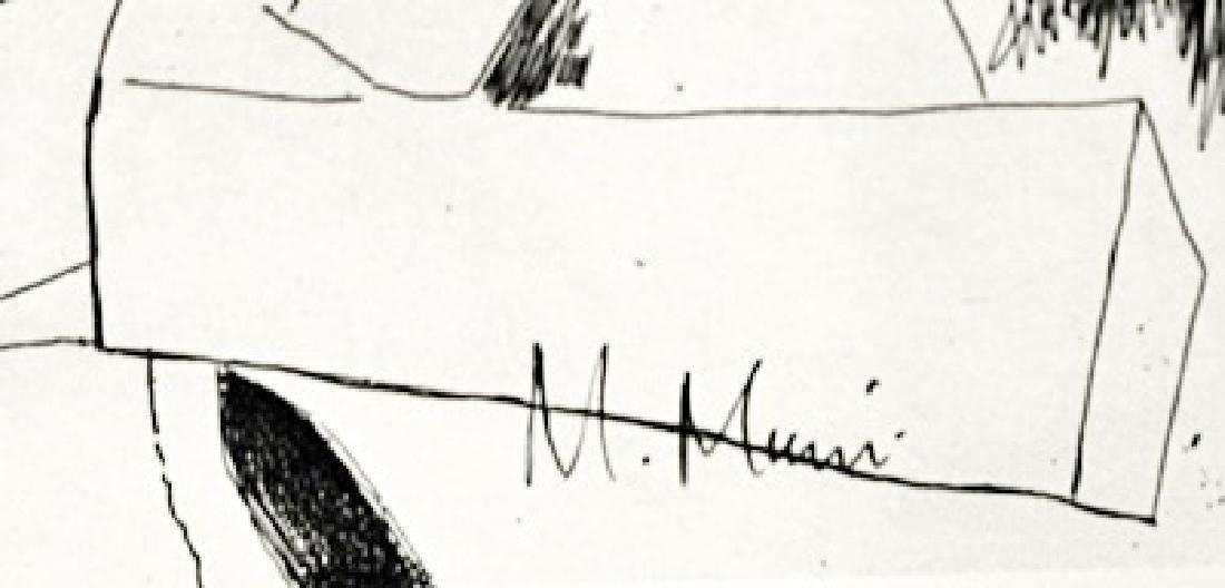 Marino Marini Signed Lithograph 25 - 3