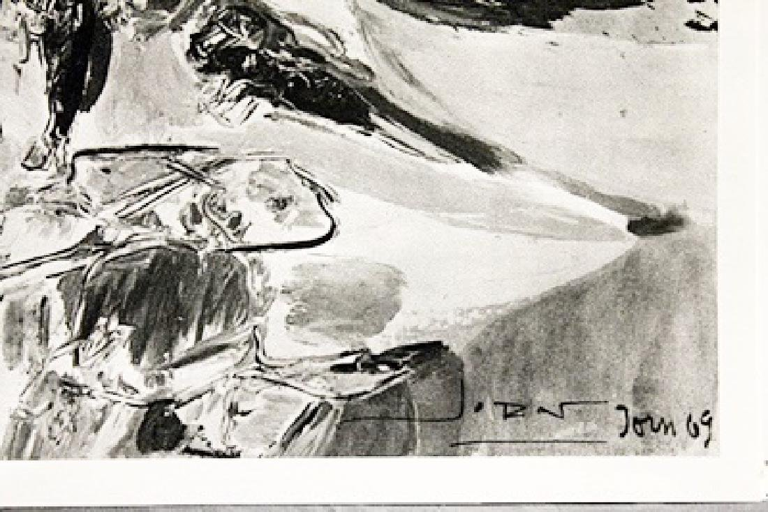 Asger Jorn Signed Lithograph 185 - 3