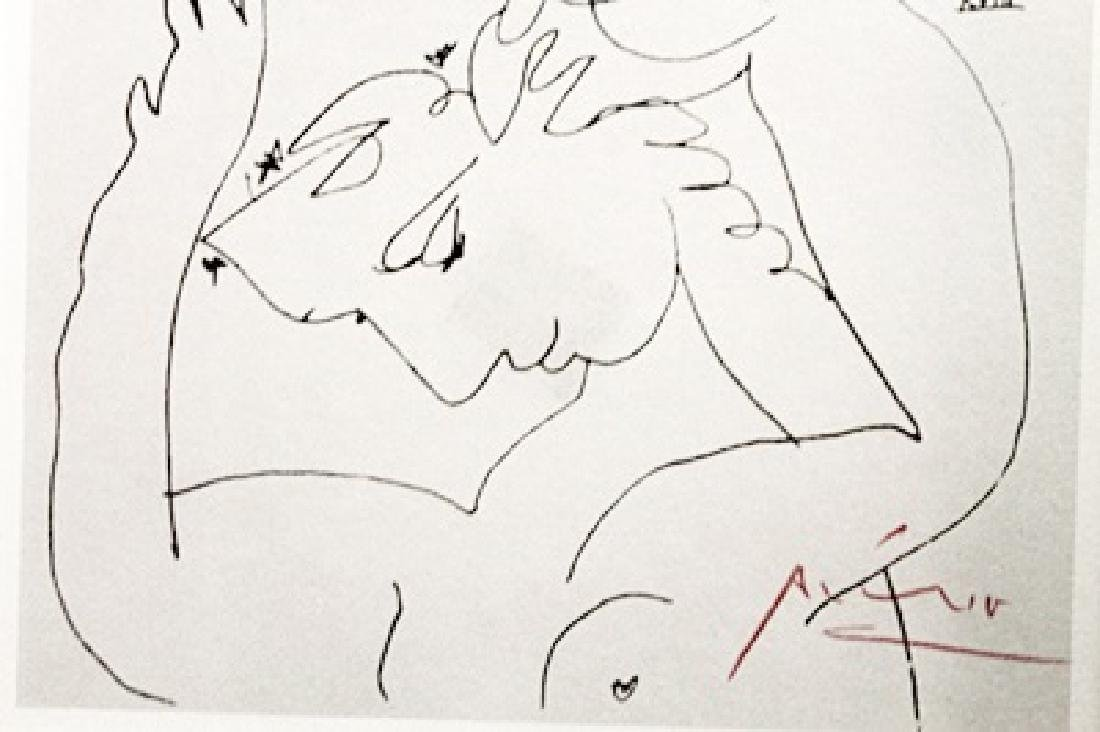 Pablo Picasso Signed Lithograph 55 - 2