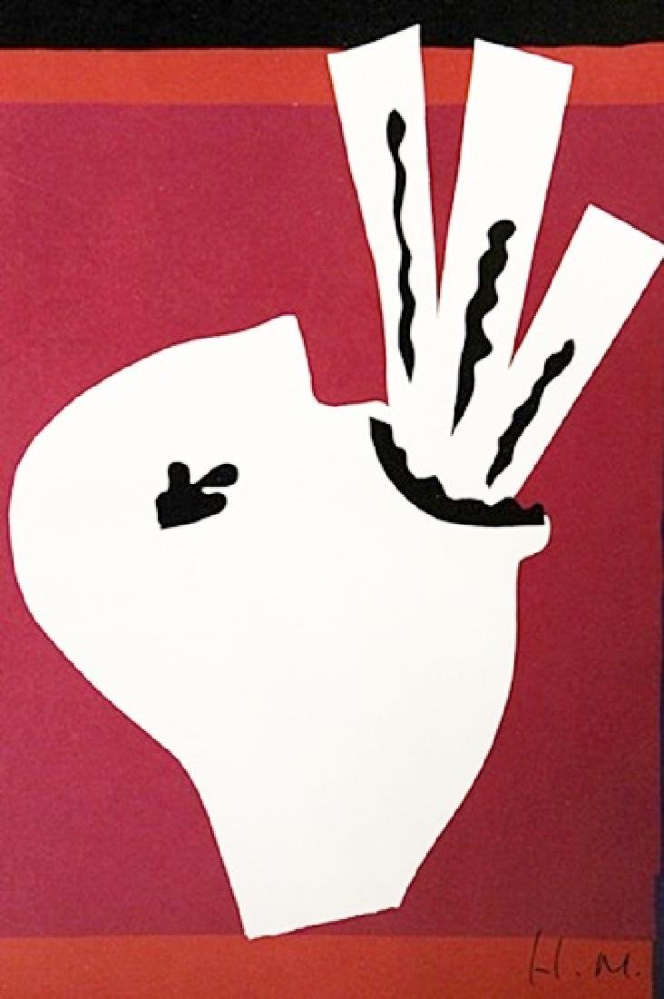 Henri Matisse Signed Lithograph 126 - 2