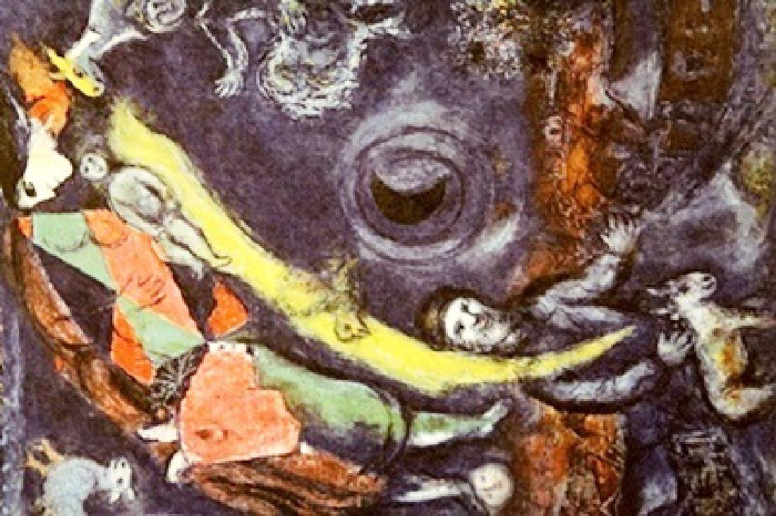 Marc Chagall Signed Lithograph 317 - 2