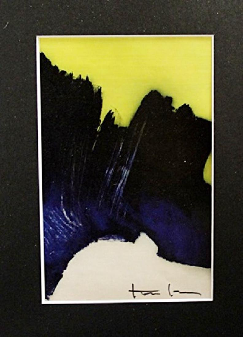 Hans Hartung Signed Lithograph 149