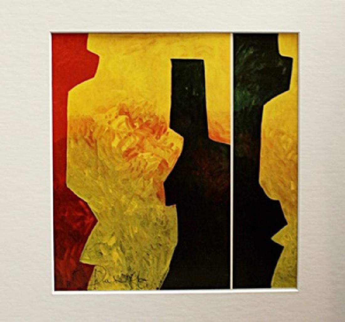 Serge Poliakoff Signed Lithograph 129
