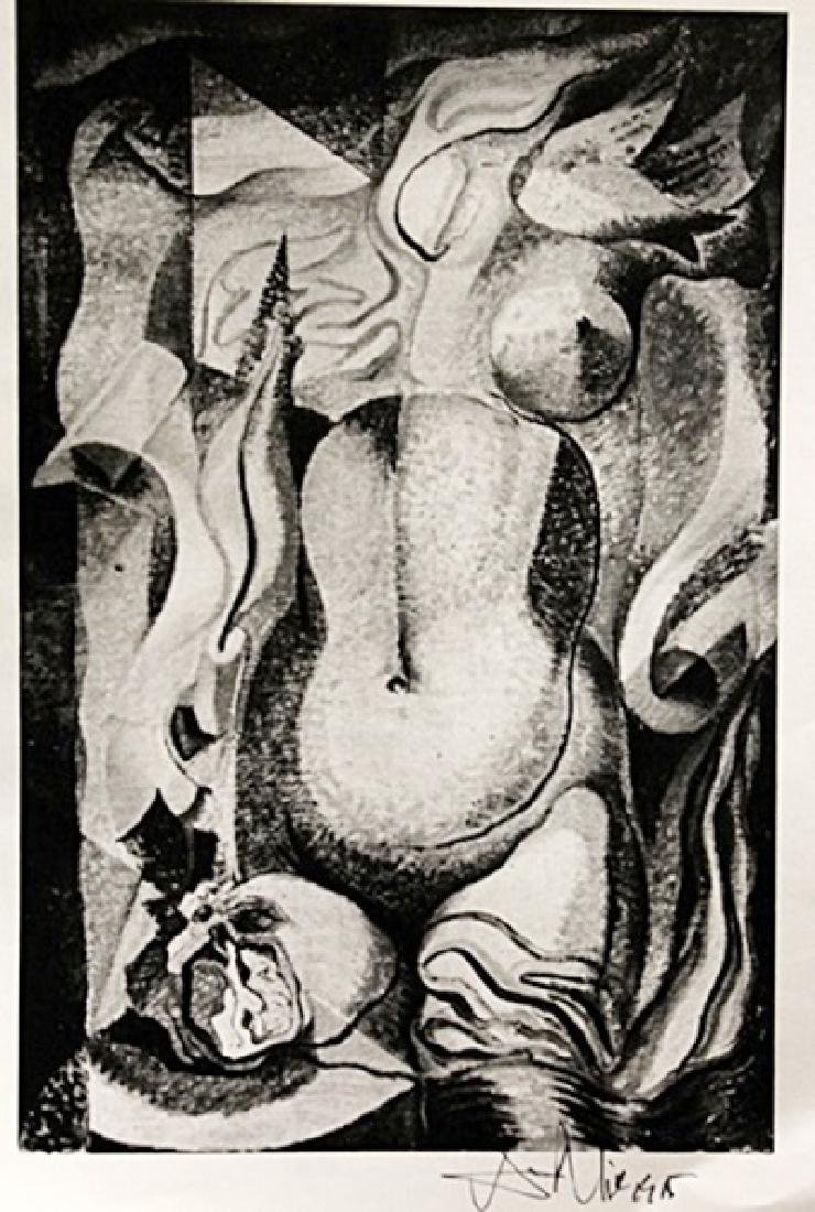 André Masson Signed Lithograph 196