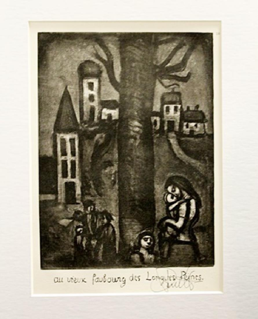 Georges Rouault Signed Lithograph 94