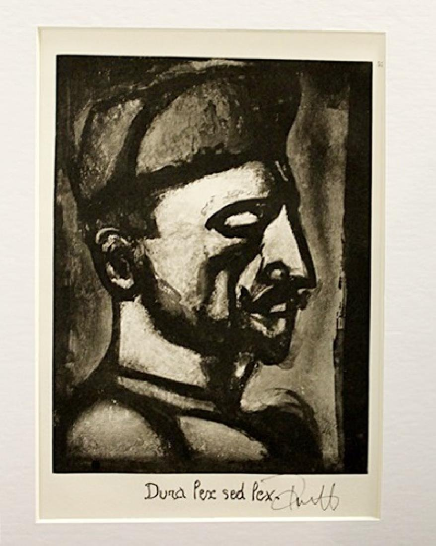Georges Rouault Signed Lithograph 11