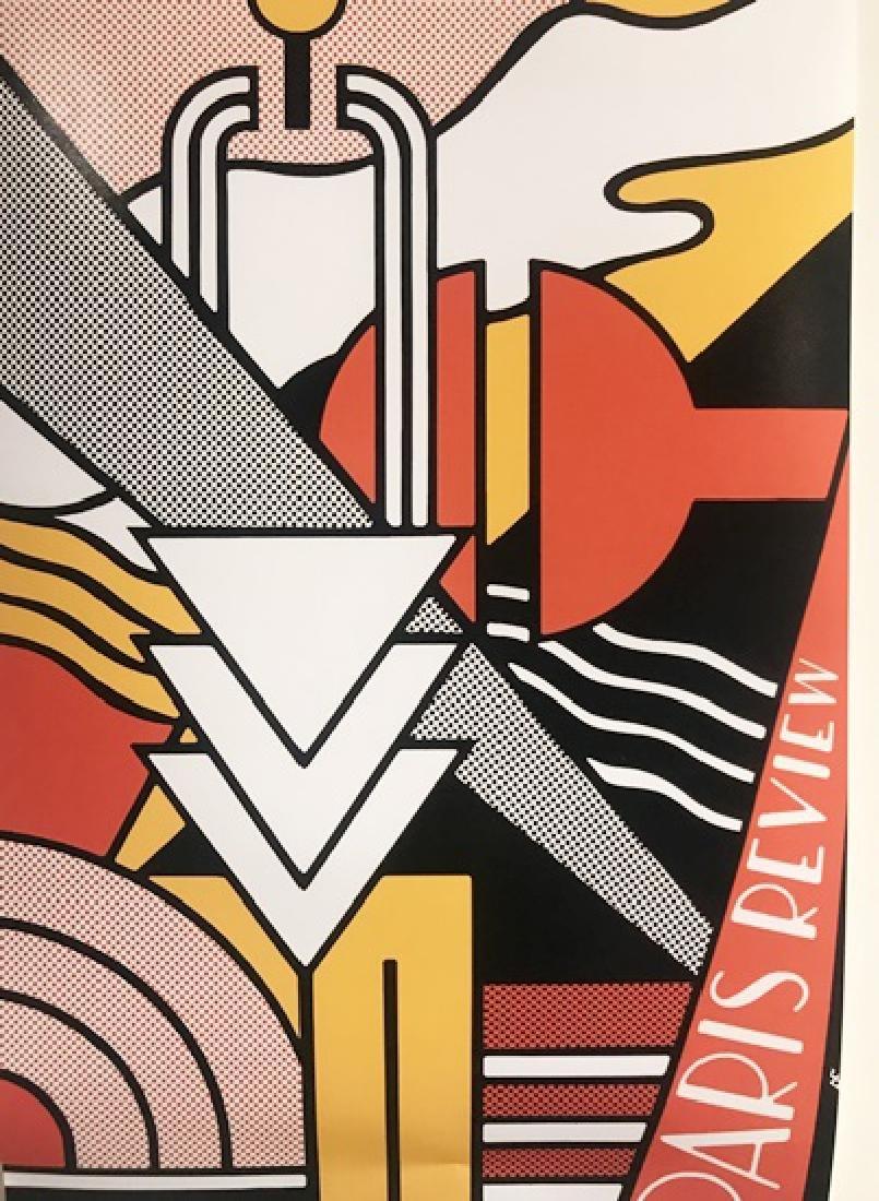 Roy Lichtenstein Lithograph - Paris Review