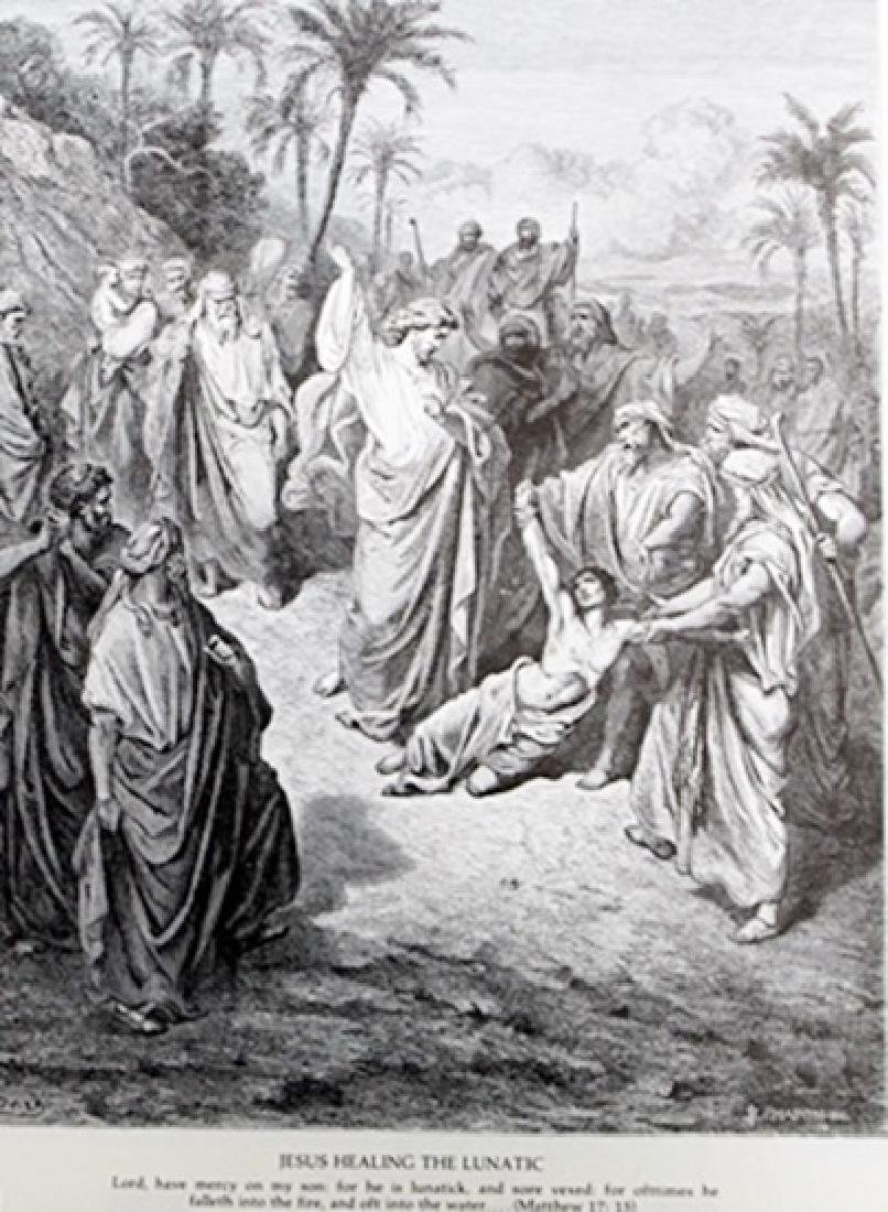 Authentic Dore Bible Illustrations Gustave Dore