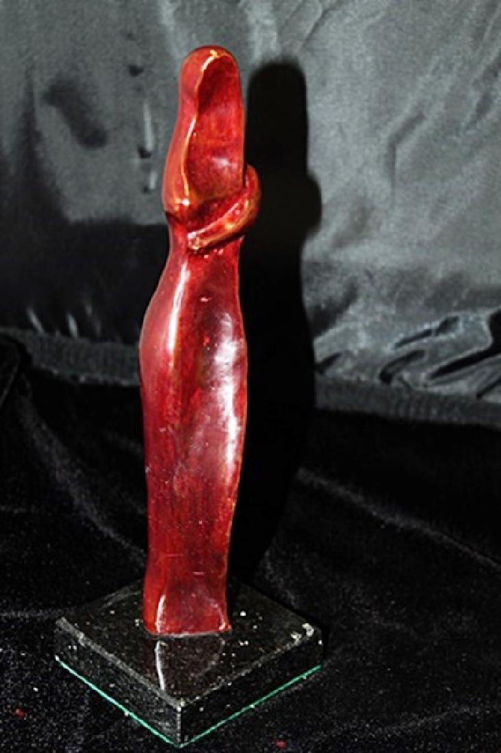 Signed Limited Edition Bronze Archipenko
