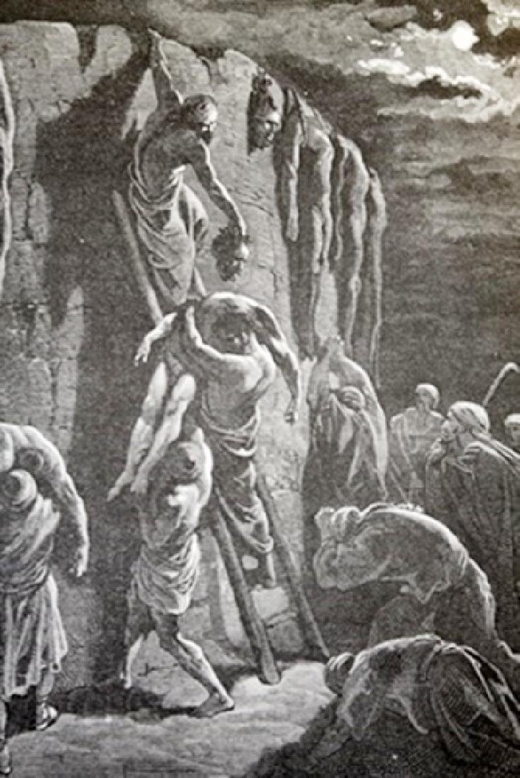 Authentic Dore Bible Illustrations Gustave Dore - 2