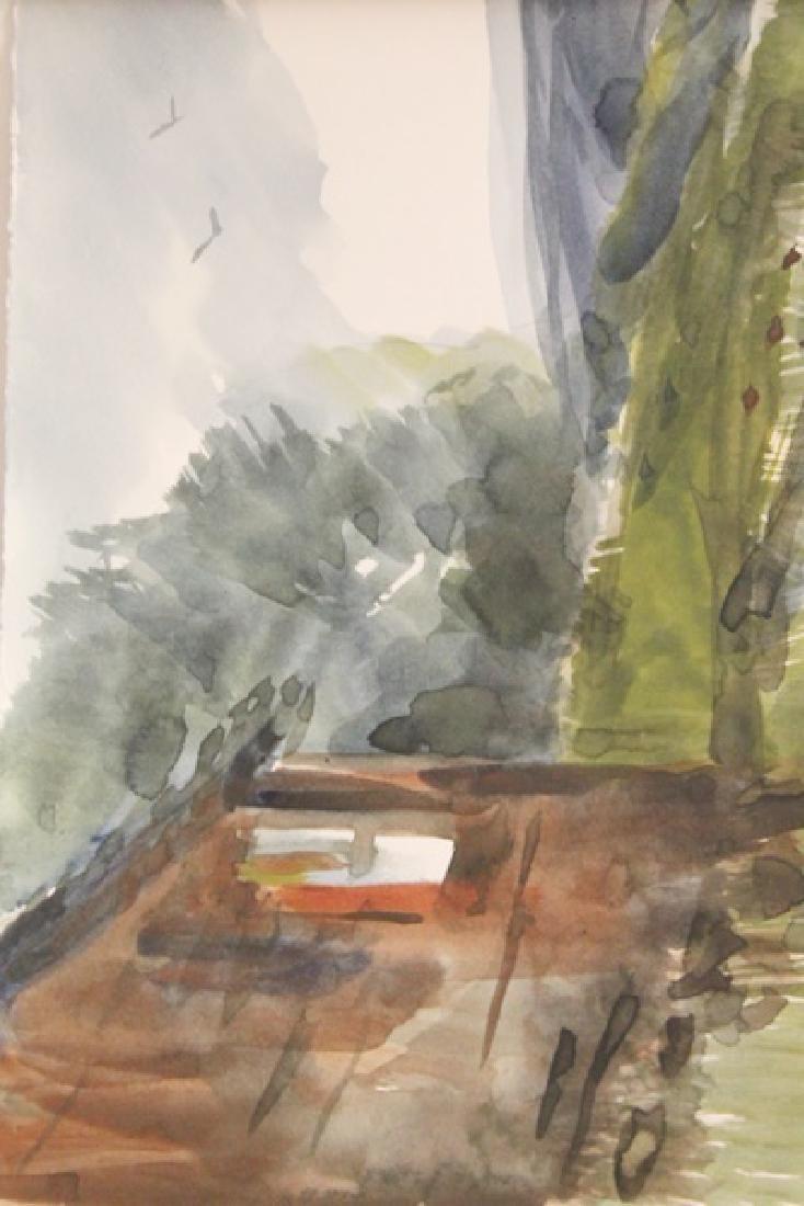 """COTTAGE WOOD II"" BY MICHEL SCHOFIELD"