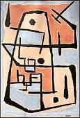 Armando Villegas - Oil On Paper