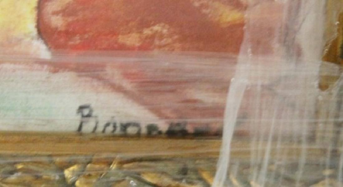 Pierre Bonnard - Two Womans - Pastel on paper - 3