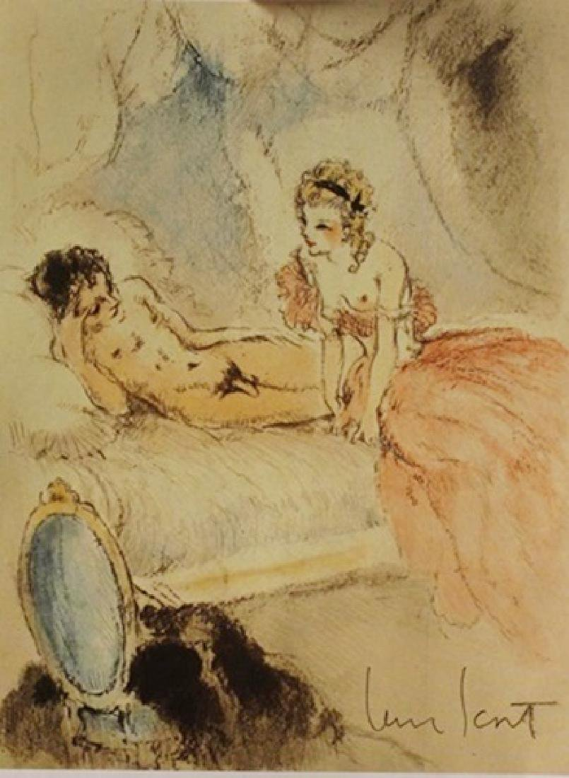 The Whole Package - Louis Icart - Lithograph