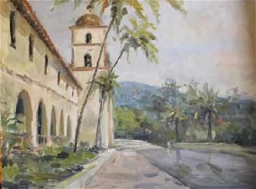 Paradise - Oil on Canvas - Jorn Fox