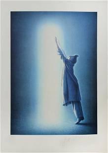"Gottfried Helnwein - ""Erleuchtung"""