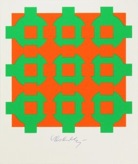 Victor Vasarely - no title