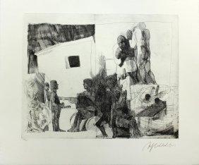 Alfred Hrdlicka - no title