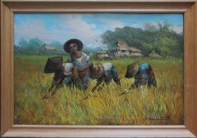 Cesar Buenaventura - Harvest