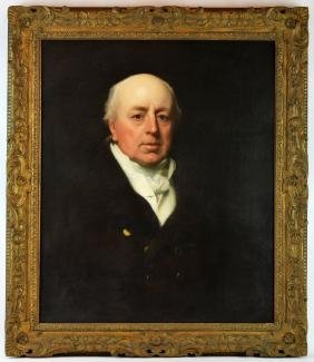 Old Master Style Of Henry Raeburn W/ Appraisal
