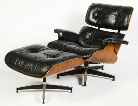 Herman Miller / Eames Lounge Chair & Ottoman