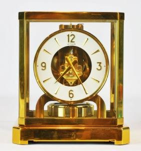 Jaegar Lecoultre Atmos Mantle Clock