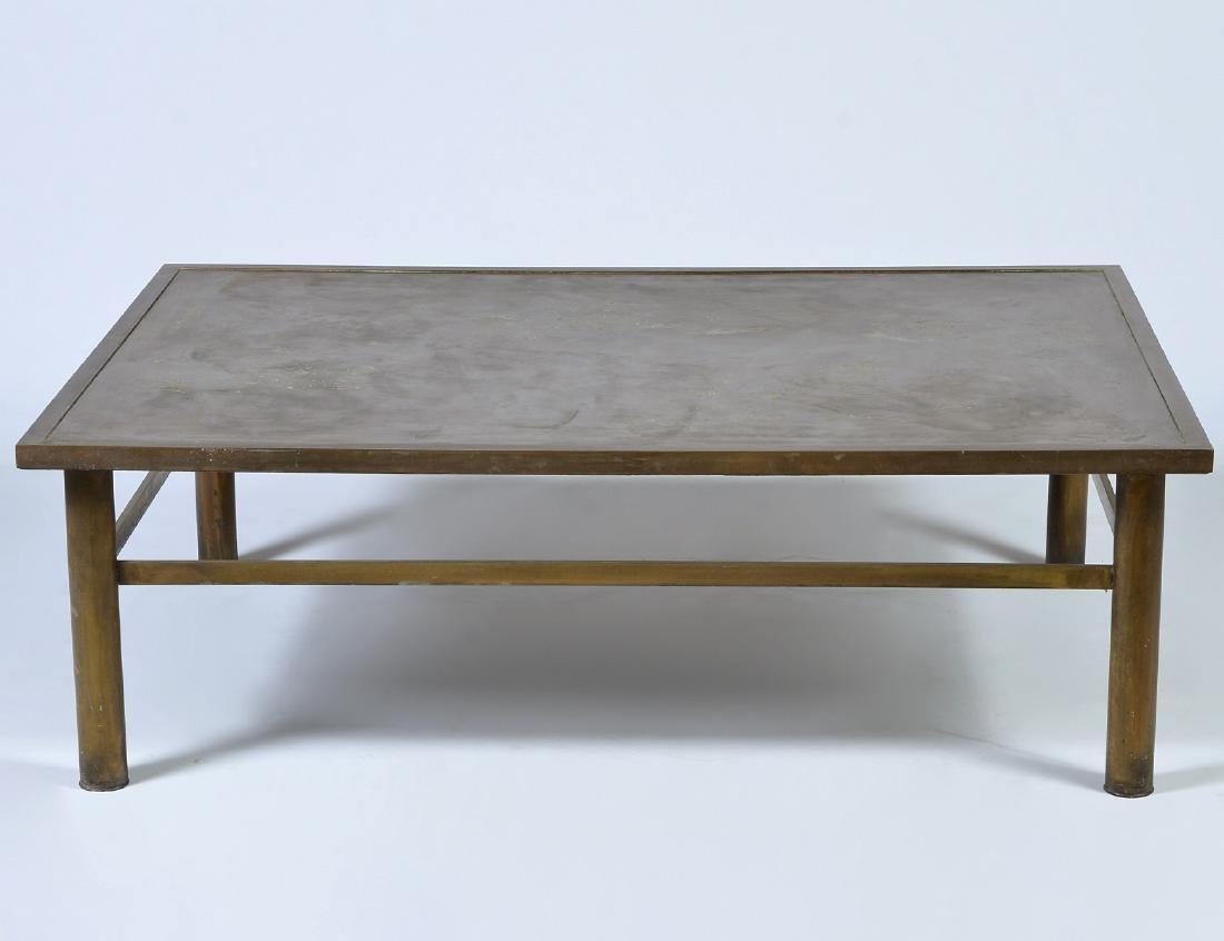 Philip & Kelvin Laverne Bronze Table