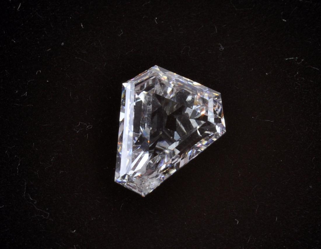 GIA Certified 2.55 Step Cut Diamond- E Color SI2