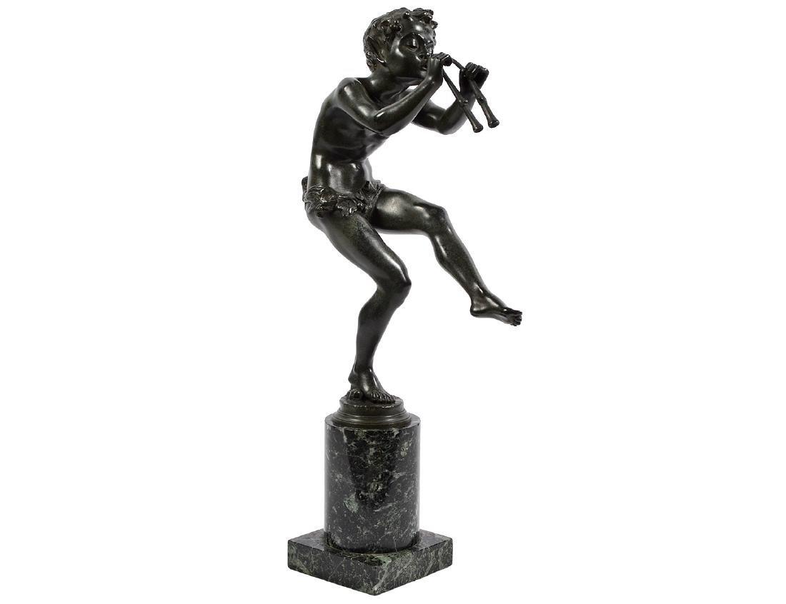 Edouard Drouot French Bronze Figure