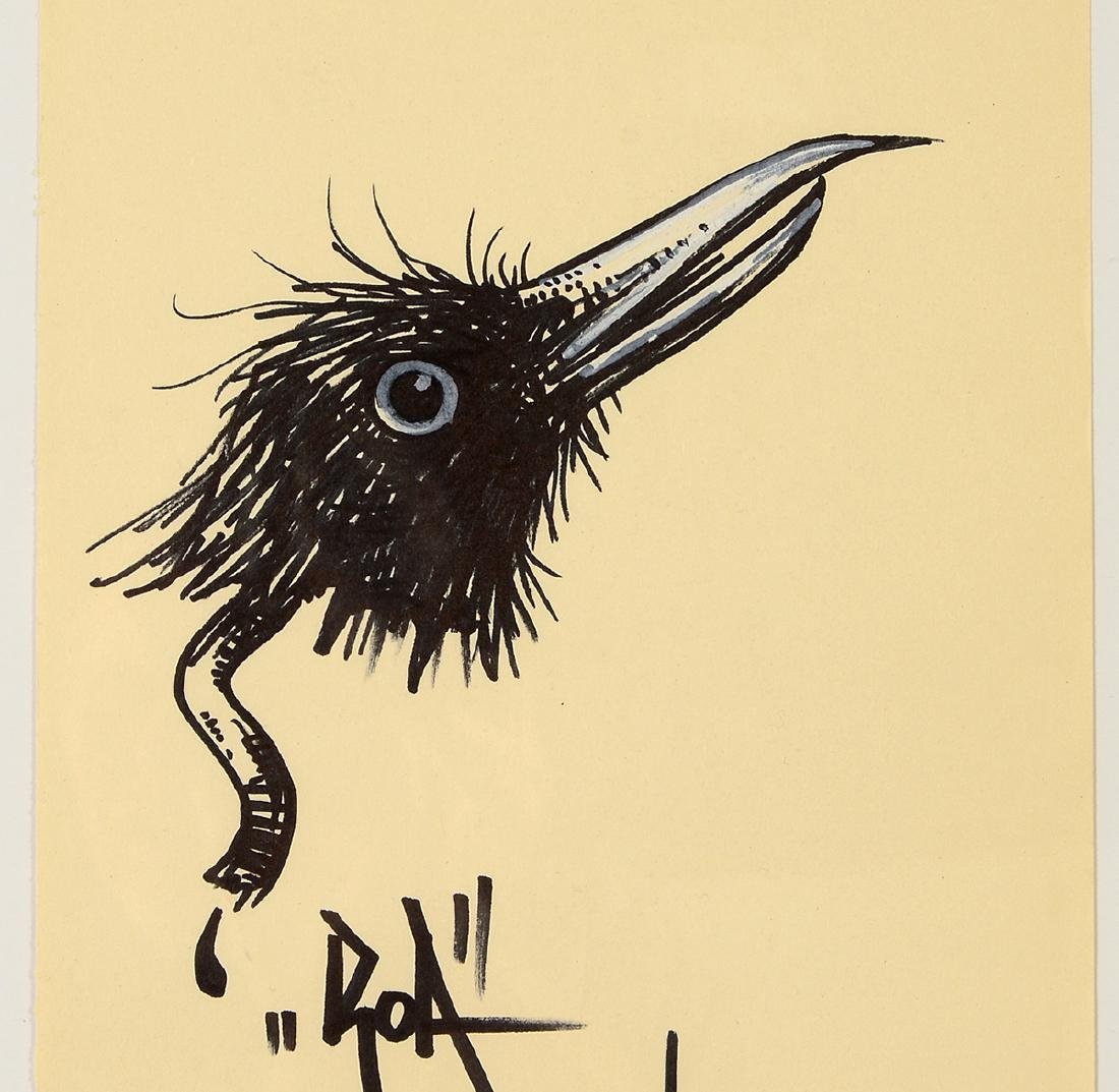ROA, Marker & Ink, Belgium Street Artist - 2