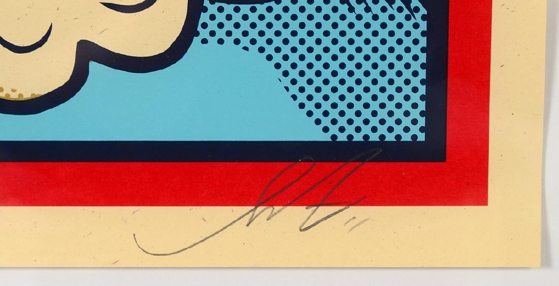 "Shepard Fairey ""Imperial Glory"" Screen Print - 3"