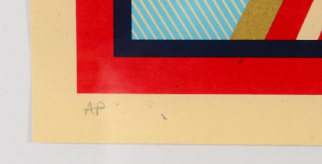 "Shepard Fairey ""Imperial Glory"" Screen Print - 4"