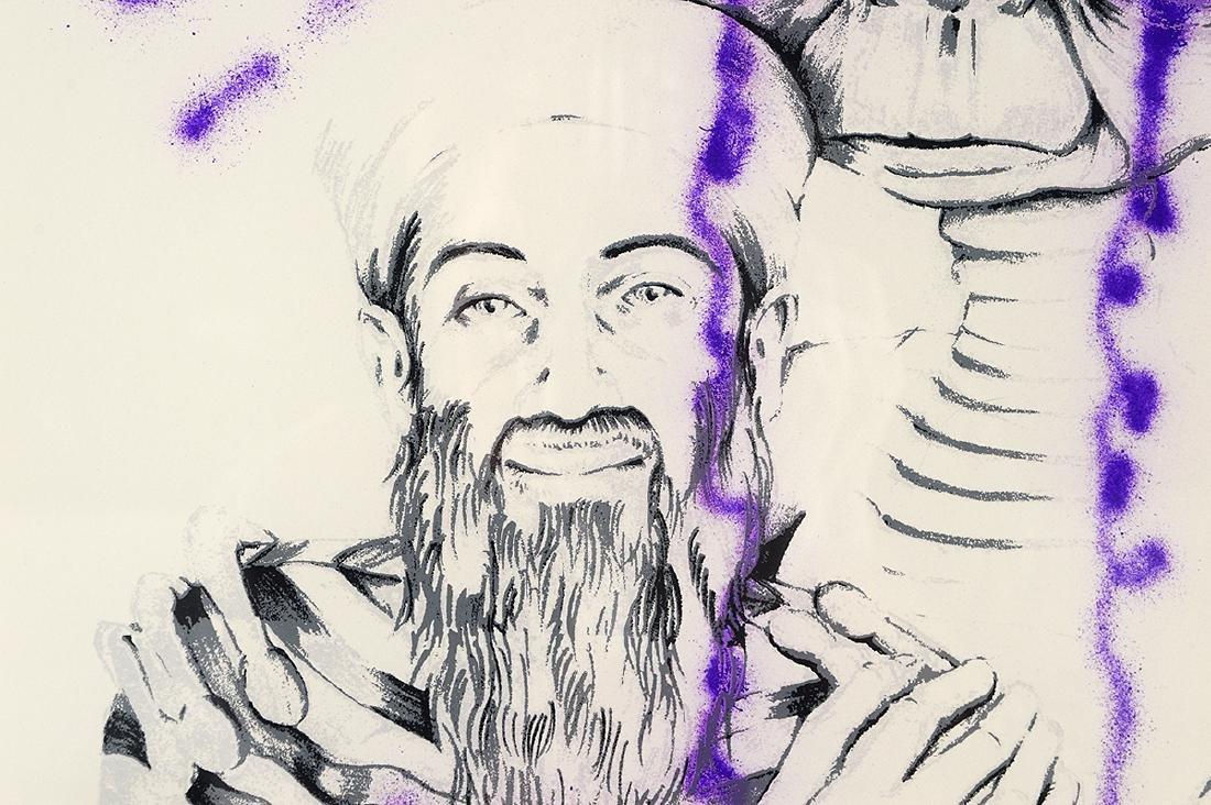 "Harmony Korine ""ET & Osama"" - 4"