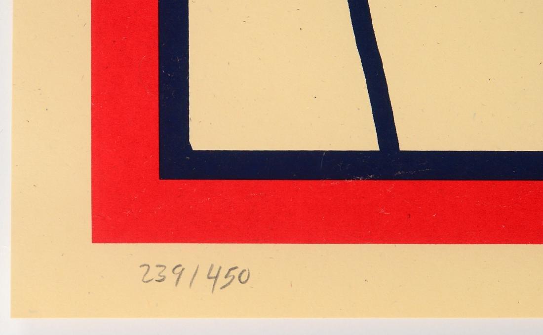 "Shepard Fairey ""Pow(ER)"" Screen Print - 4"