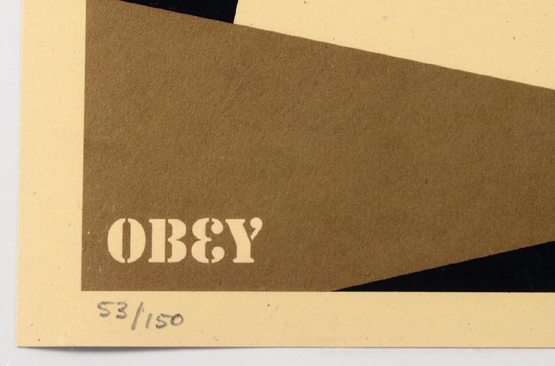 "Shepard Fairey ""Providence Industrial"" Screen - 4"