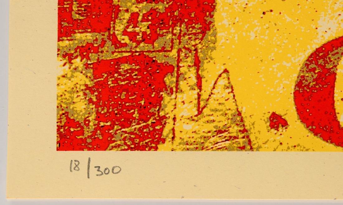 "Shepard Fairey  ""Hello Kitty"" Screen Print - 3"