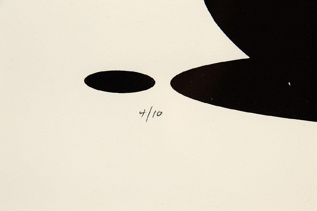 "David Flores, ""Mickey Mouse"" Screen Print - 3"