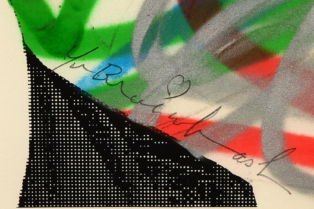 """Mr. Brainwash """"Marilyn Warhol"""" Screen Print - 2"""