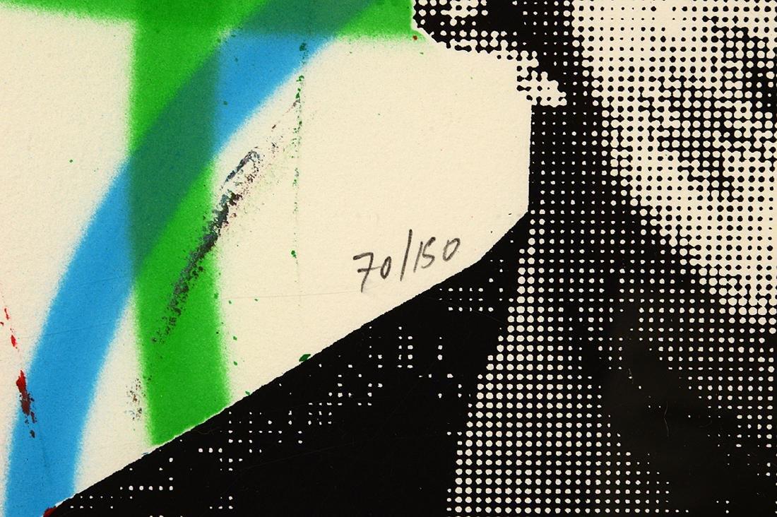 """Mr. Brainwash """"Marilyn Warhol"""" Screen Print - 3"""